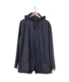 Rains Rains Rainjacket Short blue