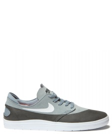 Nike SB Nike SB Shoes Lunar Oneshot grey magnet/white-black