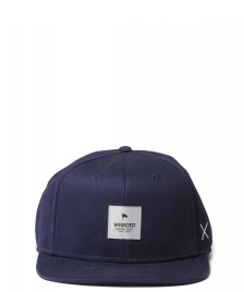 Wemoto Wemoto Snap Cap Flag blue navy