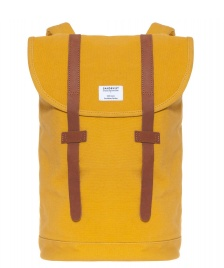 Sandqvist Sandqvist Backpack Stig yellow