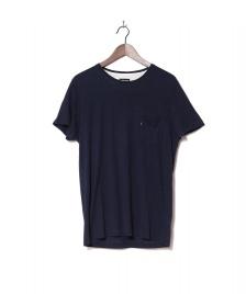 Freitag F-abric Freitag T-Shirt Male blue dark