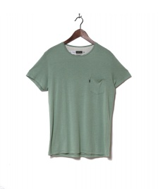 Freitag F-abric Freitag T-Shirt Male green industrial
