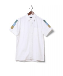 Han Kjobenhavn Han Kjobenhavn Shirt Mist white