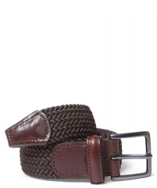 Andersons Andersons Belt Woven brown
