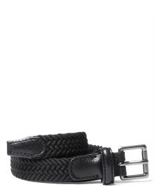 Andersons Andersons Belt Slim Woven black
