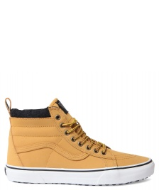 Vans Vans Shoes Sk8-Hi MTE beige honey leather