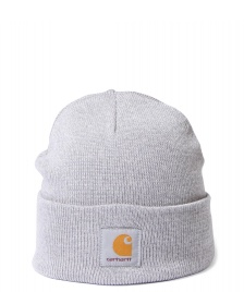 Carhartt WIP Carhartt WIP Beanie Short Watch grey heather
