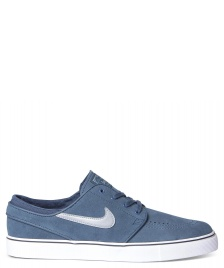 Nike SB Nike SB Shoes Janoski blue sqdrn bl/mtllc slvr-white gml