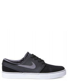 Nike SB Nike SB Shoes Janoski black/white-metallic gold-gm light br
