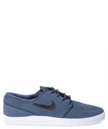 Nike SB Nike SB Shoes Lunar Janoski blue squadron/black-white