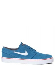 Nike SB Nike SB Shoes Zoom Janoski blue grn abyss/white unvrsty rd-blk