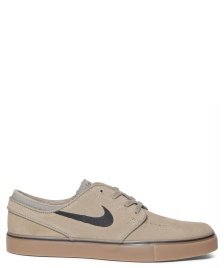 Nike SB Nike SB Shoes Janoski brown khaki/black-gum light brown