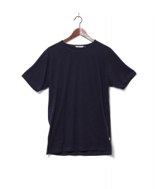 Revolution (RVLT) Revolution T-Shirt 1001 blue navy
