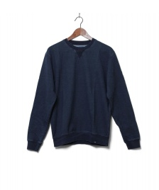 Wood Wood Wood Wood Sweater Houston blue indigo