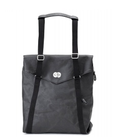 Qwstion Qwstion Bag Tote organic jet black