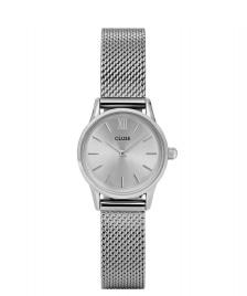 Cluse Cluse Watch La Vedette Mesh silver full