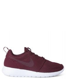 Nike Nike Shoes Rosherun One red night maroon/white