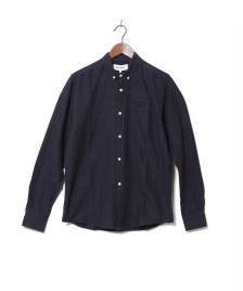 Ontour Ontour Shirt Storm blue navy