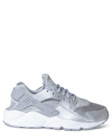 Nike Nike W Shoes Air Huarache Run SE silver metallic/matte silver
