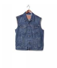 Levis Levis Denimjacket The Trucker blue stooges