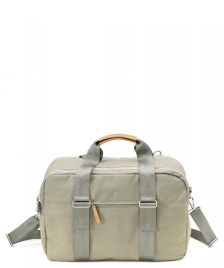 Qwstion Qwstion Bag Weekender organic sage