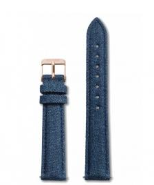 Cluse Cluse Strap Minuit blue denim/rosegold