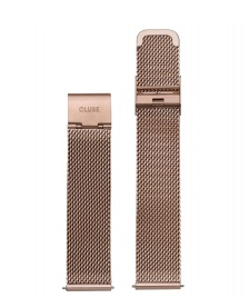 Cluse Cluse Strap Minuit Mesh rosegold