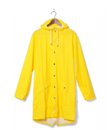 Rains Rains Rainjacket Long yellow