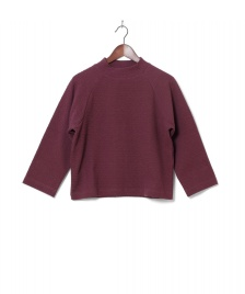 Selected Femme Selected Femme Pullover SFart purple mauve wine