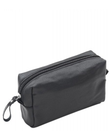 Qwstion Qwstion Amenity Pouch jet black
