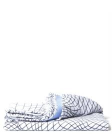 Schoenstaub Schoenstaub Towel Grid white
