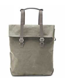 Qwstion Qwstion Bag Day Tote organic olive