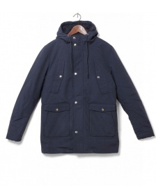 Revolution (RVLT) Revolution Winterjacket S7532 blue darknavy