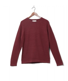 Revolution (RVLT) Revolution Knit Pullover 6003 red bordeaux