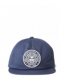 Obey Obey Trucker Cap Established 89 II blue navy