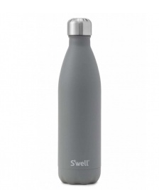 Swell Swell Water Bottle LG grey stone smokey eye