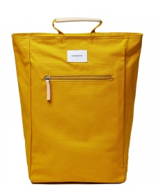 Sandqvist Sandqvist Backpack Tony yellow
