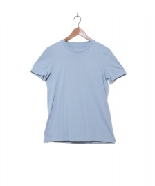 Selected Femme Selected Femme T-Shirt Sfmy Perfect blue faded denim