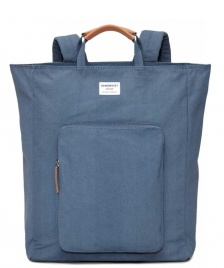 Sandqvist Sandqvist Backpack Sasha blue dusty