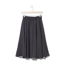 Selected Femme Selected Femme Skirt Sfmillado black/snow white dot