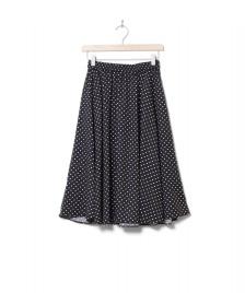 Selected Femme Selected Femme Skirt Sfmillado black/snow white dot