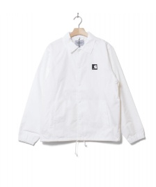 Carhartt WIP Carhartt WIP Jacket Sports Coach white/black