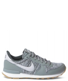 Nike Nike W Shoes Internationalist green dark stucco/light bone-sequoia