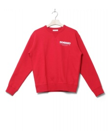 Wood Wood Wood Wood W Pullover Flora red
