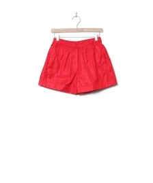 Wood Wood Wood Wood W Shorts Viola red