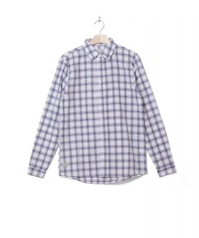 Revolution (RVLT) Revolution Shirt Check 3612 white