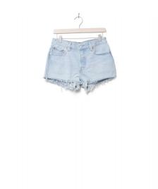 Levis Levis W Shorts 501 blue bowie