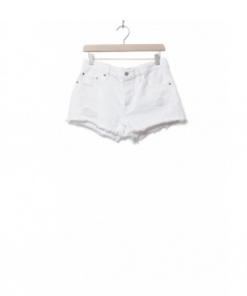 Levis Levis W Shorts 501 white super sonic