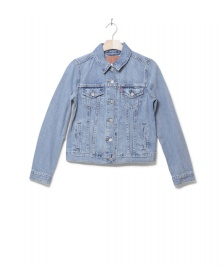 Levis Levis W Denimjacket Original Trucker blue all yours