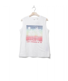Levis Levis W Top On Tour white scenic cloud